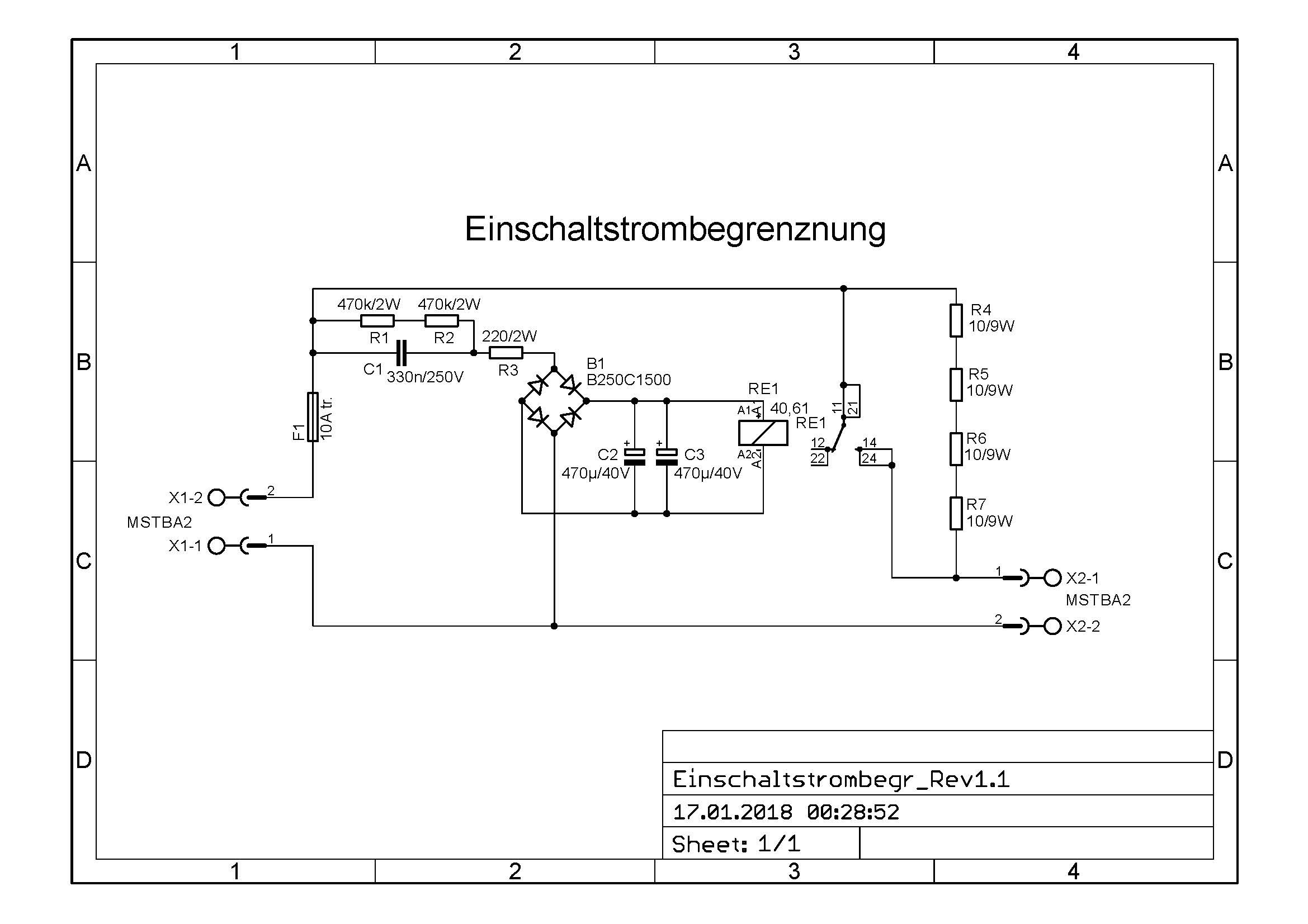 Großartig Transformator Schaltpläne Pdf Fotos - Der Schaltplan ...