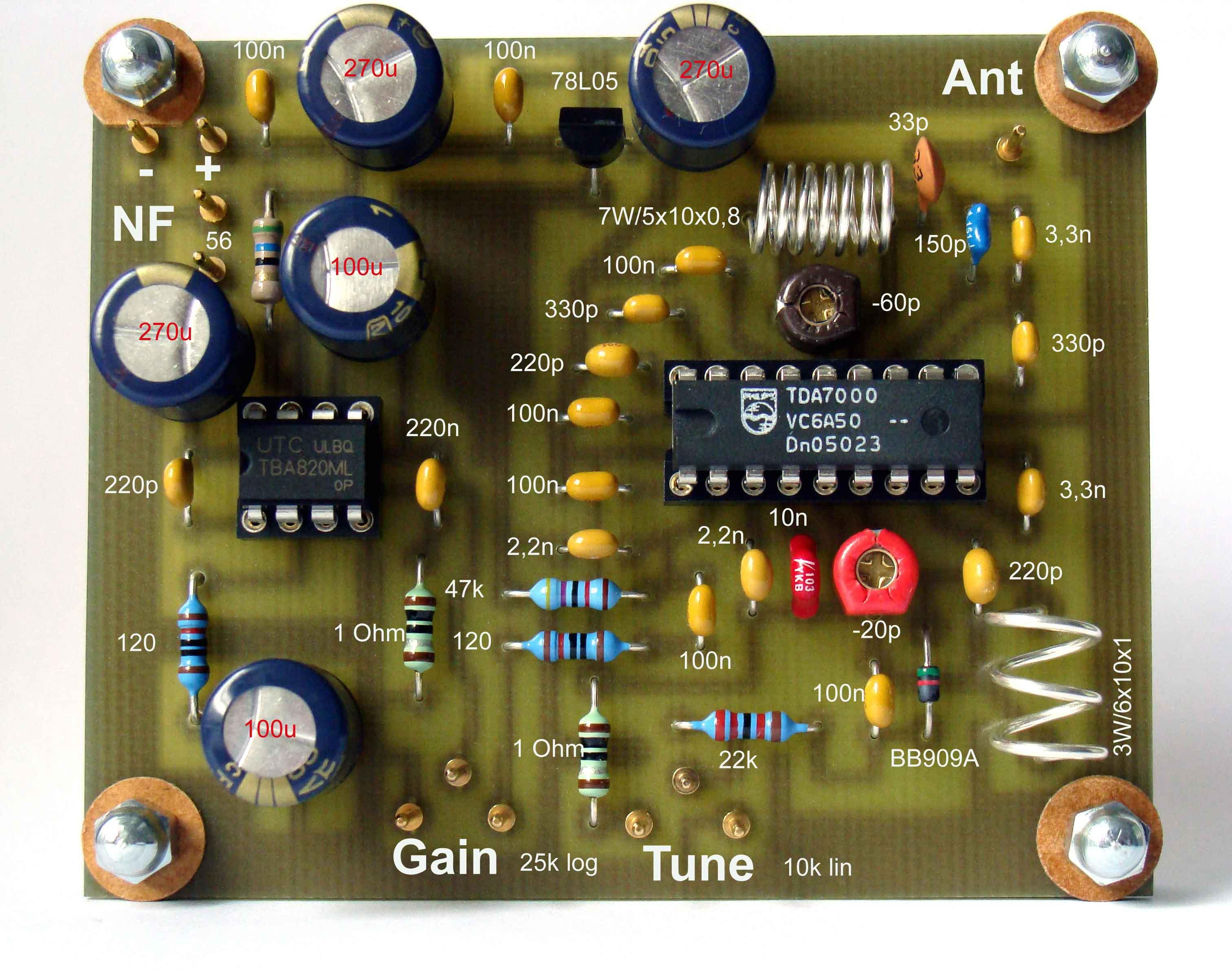 Radiobasteln