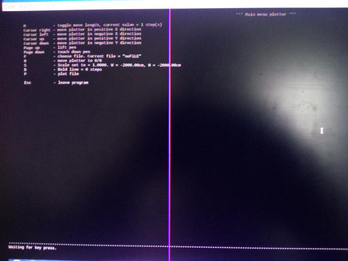 Raspberry Pi V Plotter Skript Wiringpi H Img 20180213 122802