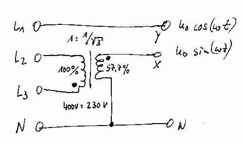 aus 12V Gleichstrom 36V Drehstrom (500Hz) erzeugen - Mikrocontroller.net