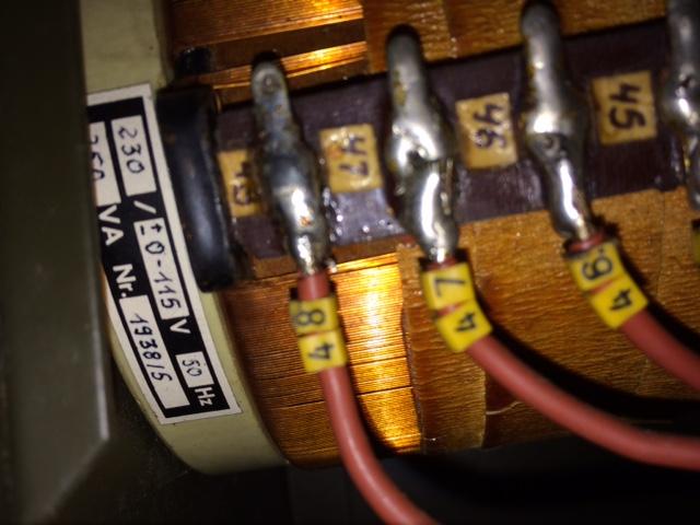 Alter Generator: Verständnisproblem Erregerschaltung ...