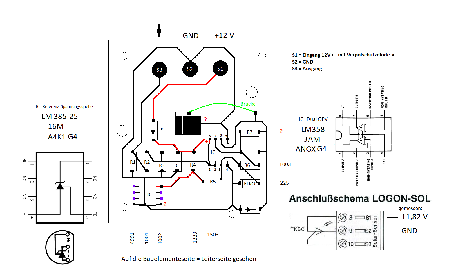 Tolle Lichtsensorschalter Schaltplan Bilder - Schaltplan Serie ...