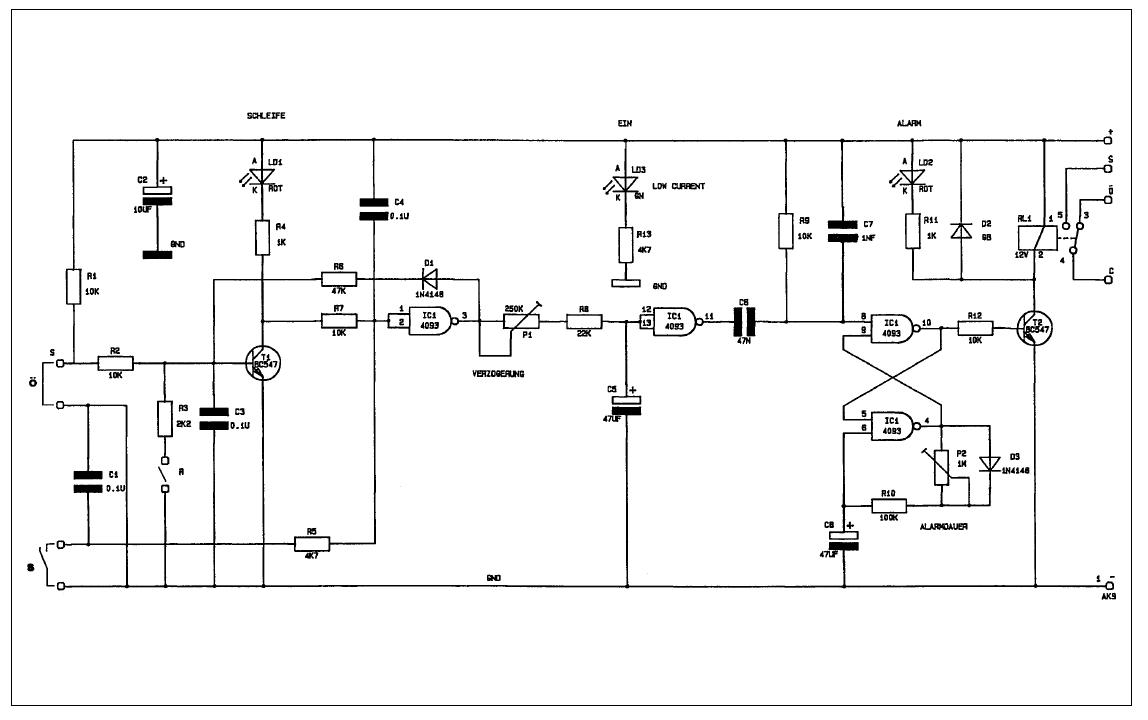 Schaltung verstehen / Abhängigkeit Strom <-> Spannung ...
