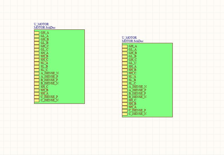 Altium - Multi Sheet - Doppelt - Mikrocontroller.net