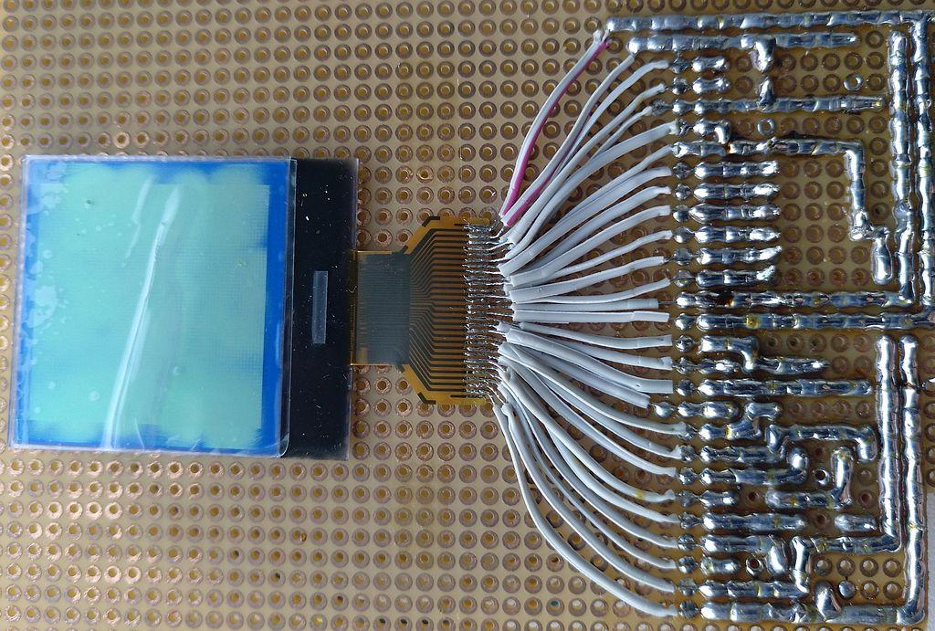 Fehler zum nachbauen :-) - Mikrocontroller.net