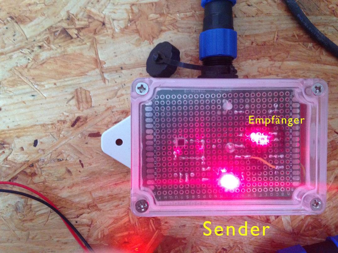 Lichtschranke strahl direkt oder reflektieren mikrocontroller.net