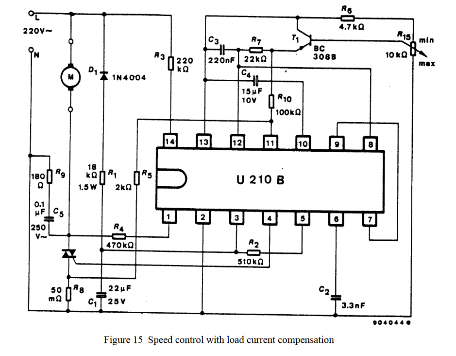 Motorsteuerung 230V - Mikrocontroller.net