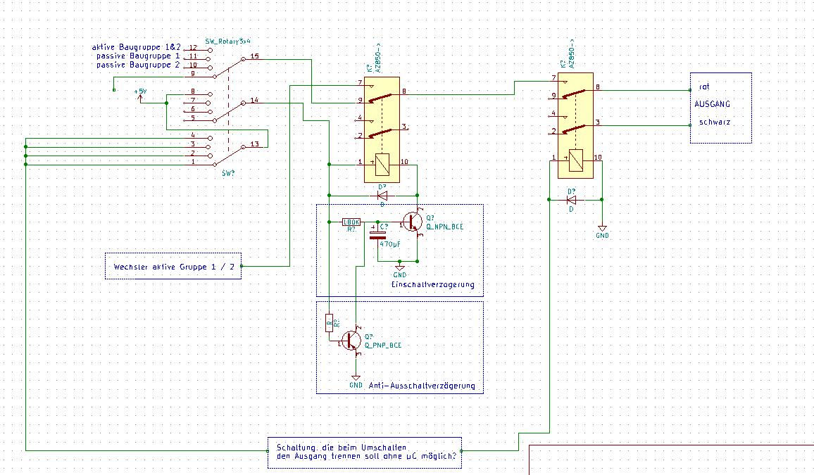 Fantastisch Schaltplan Für Wohnwagensockel Ideen - Elektrische ...