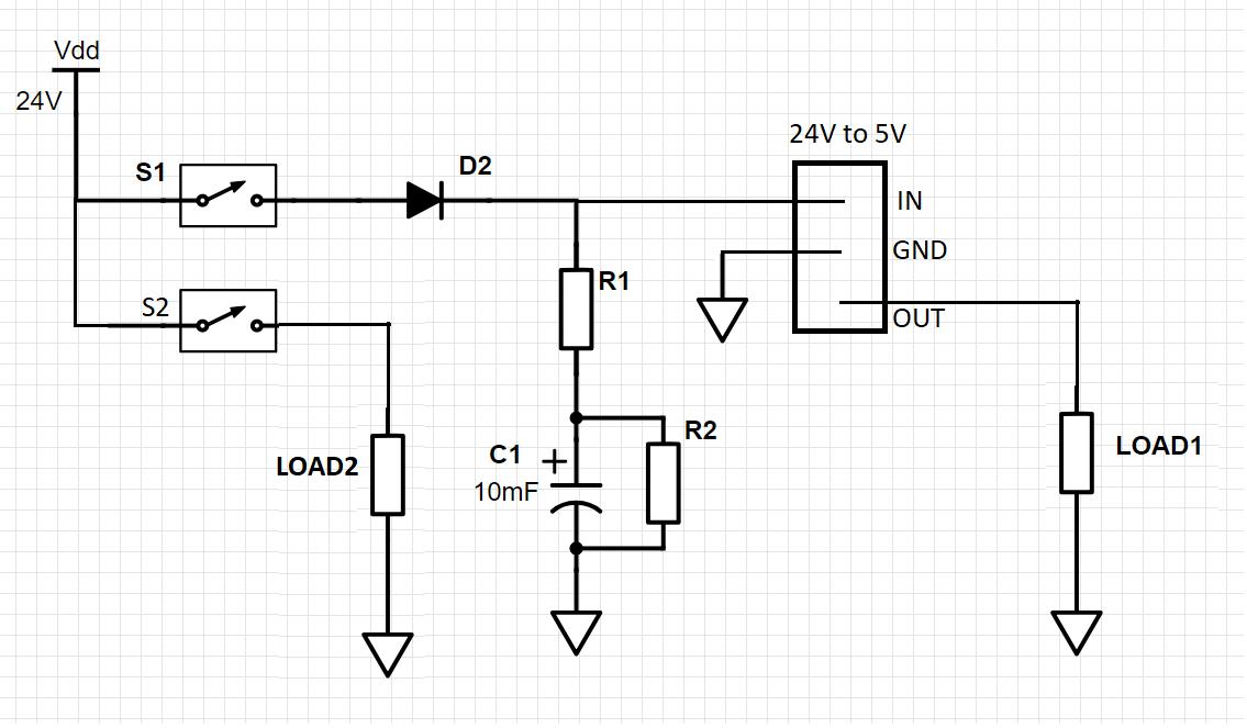 Kondensator, Vor- und Entladewiderstand - Mikrocontroller.net
