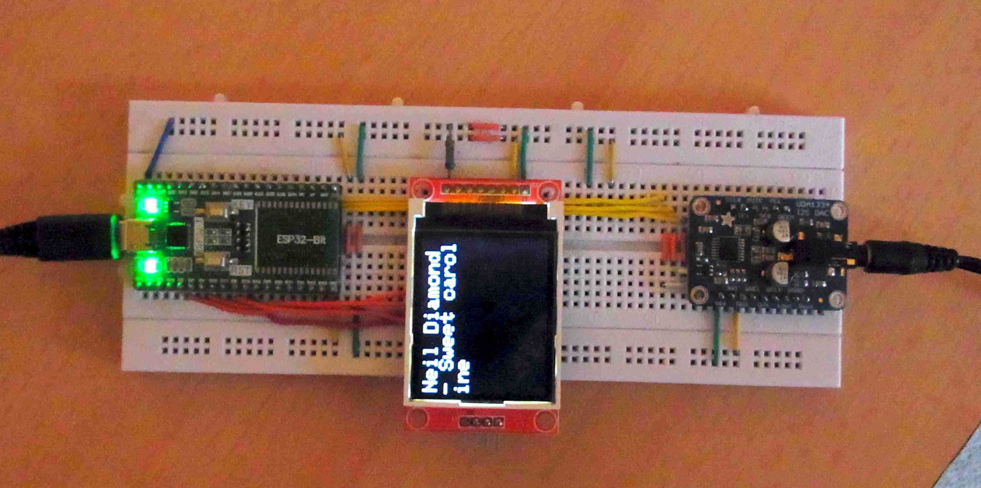 Webradio basteln - Mikrocontroller net