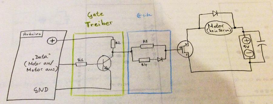 schaltplan f r motor ber arduino ansteuern externe. Black Bedroom Furniture Sets. Home Design Ideas