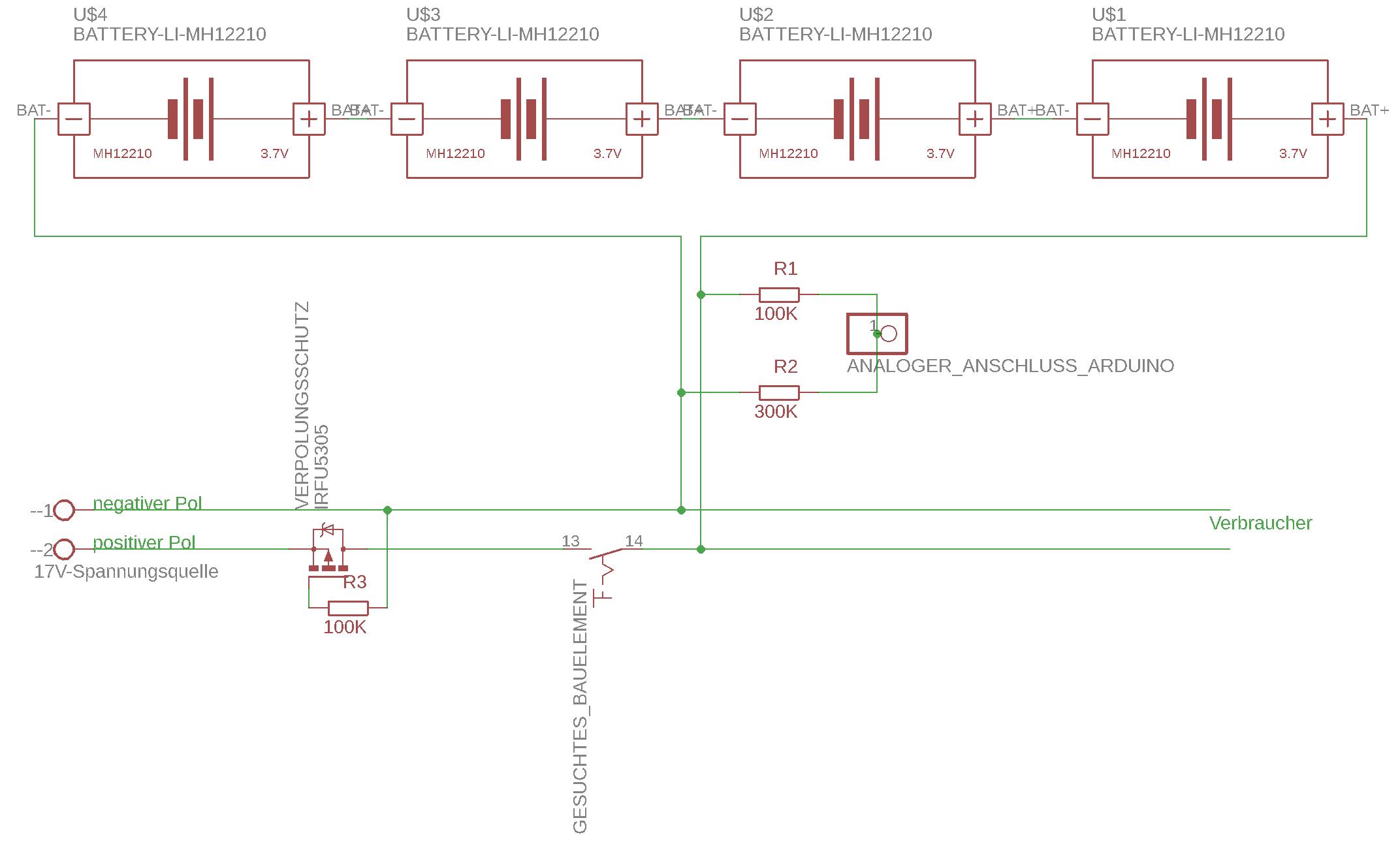 Feedback zu Schaltung benötigt - Mikrocontroller.net