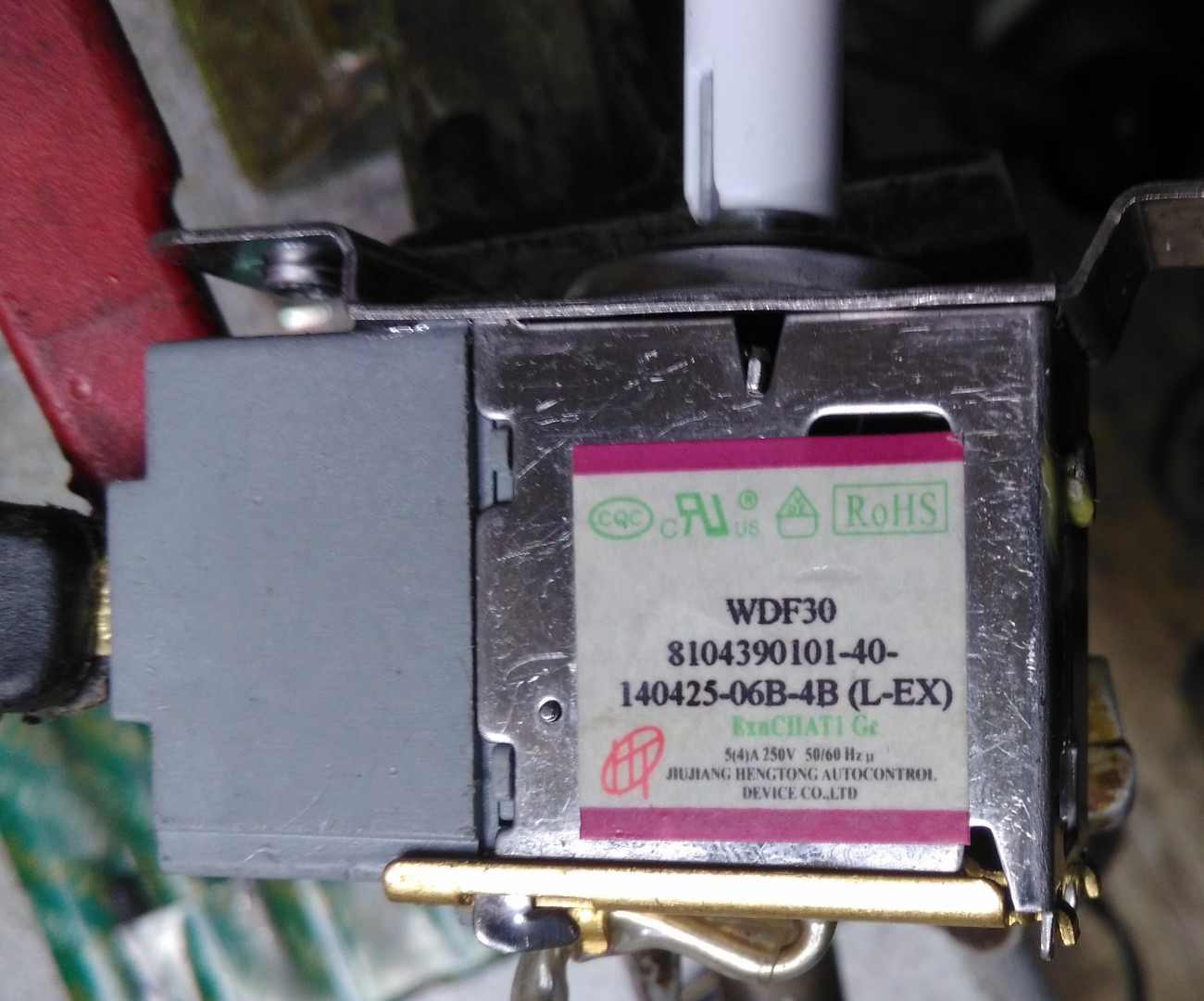 Kühlschrank Thermostat : Kühlschrankthermostat defekt mikrocontroller