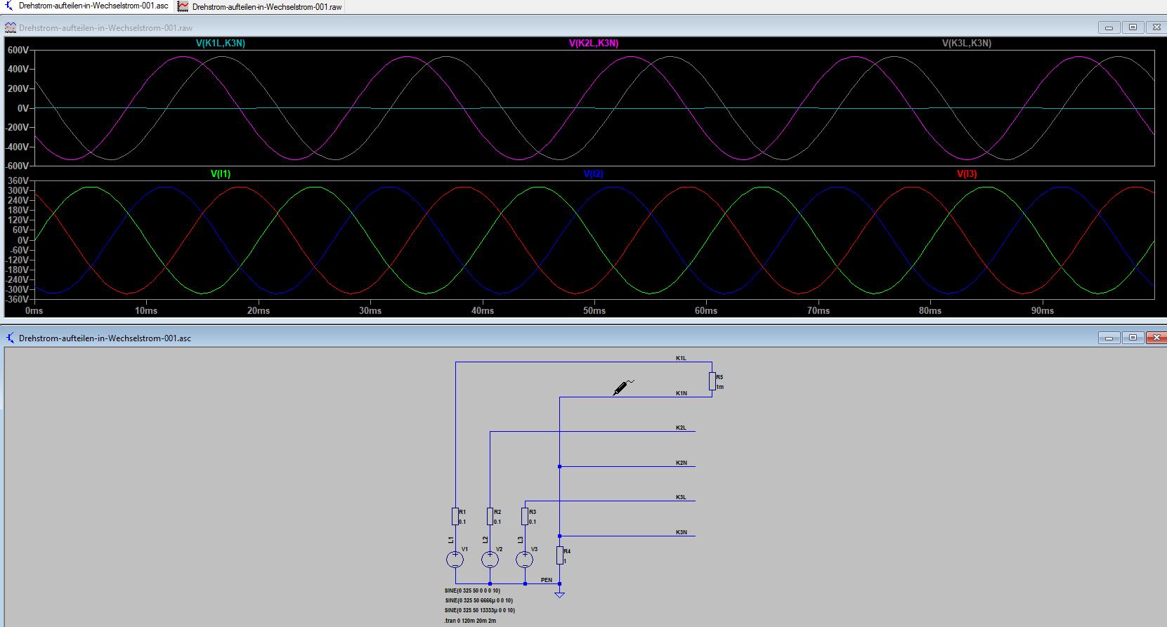 Steckdosen: mehrere phasen im gleichen raum? mikrocontroller.net