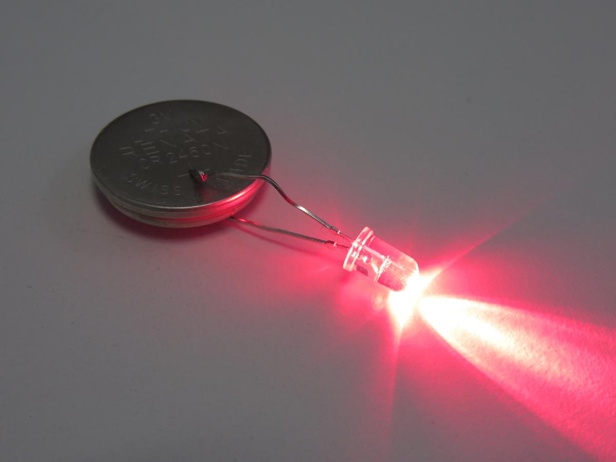 Leds Mit Unterspannung Betreiben Konstantstromquelle Fuer Power Led Mikrocontrollernet An 3v