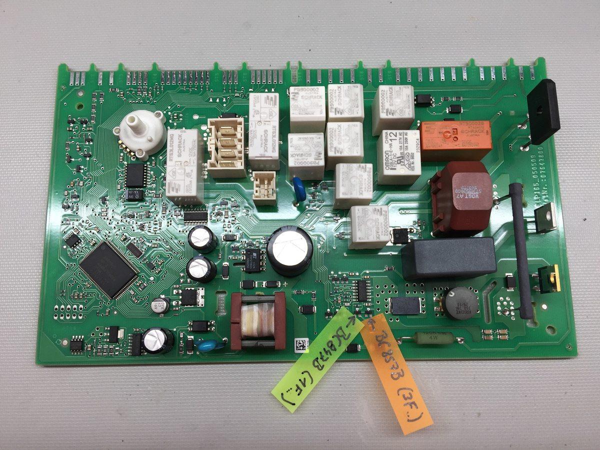 Miele W 5100 EcoCare WPS Fehler-Leidensweg-repariert-so gehts ...