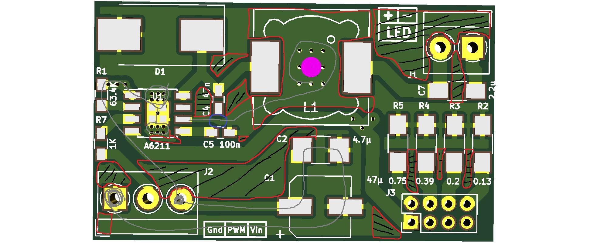 Suche Schaltplan Fr Ksq 2600ma 48v Mit Pwm Konstantstromquelle Fuer Power Led Mikrocontrollernet Preview Image For S1