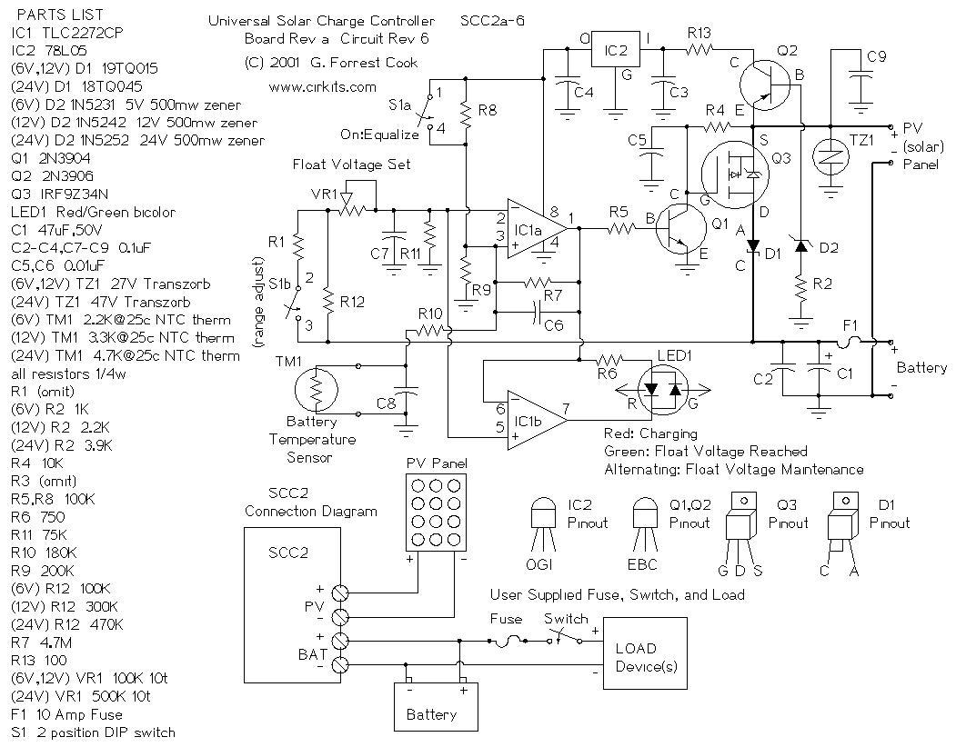 Представляем вам большой сборник схем зарядных устройств для.