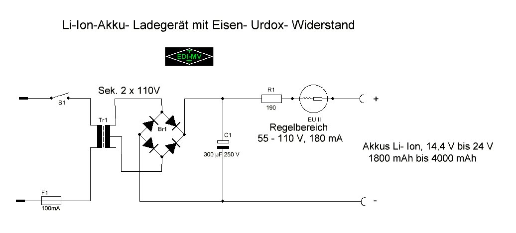 Stromkreis einer Leuchtstofflampe. Anschlieen und Reparieren eines Lautsprechers fr Leuchtstofflampen