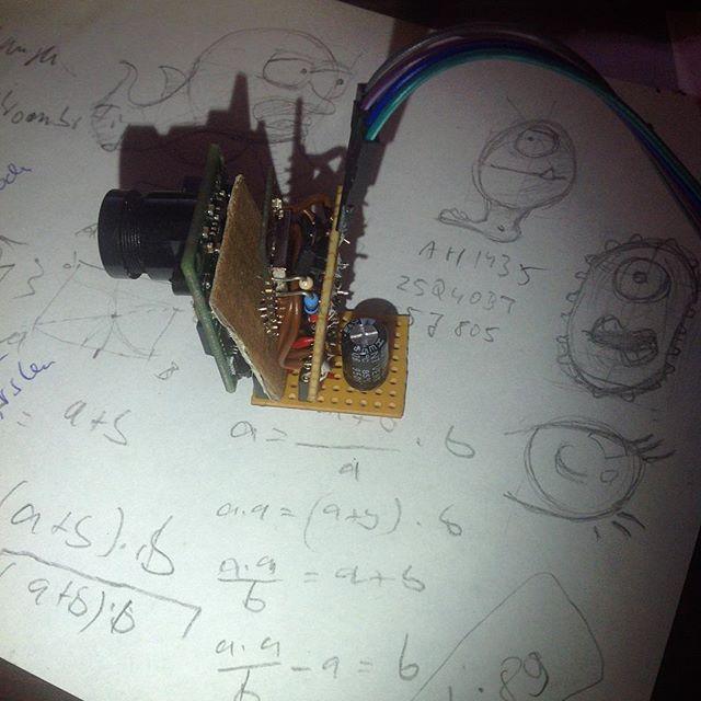 ESP32-CAM Entwicklungskit - Mikrocontroller net