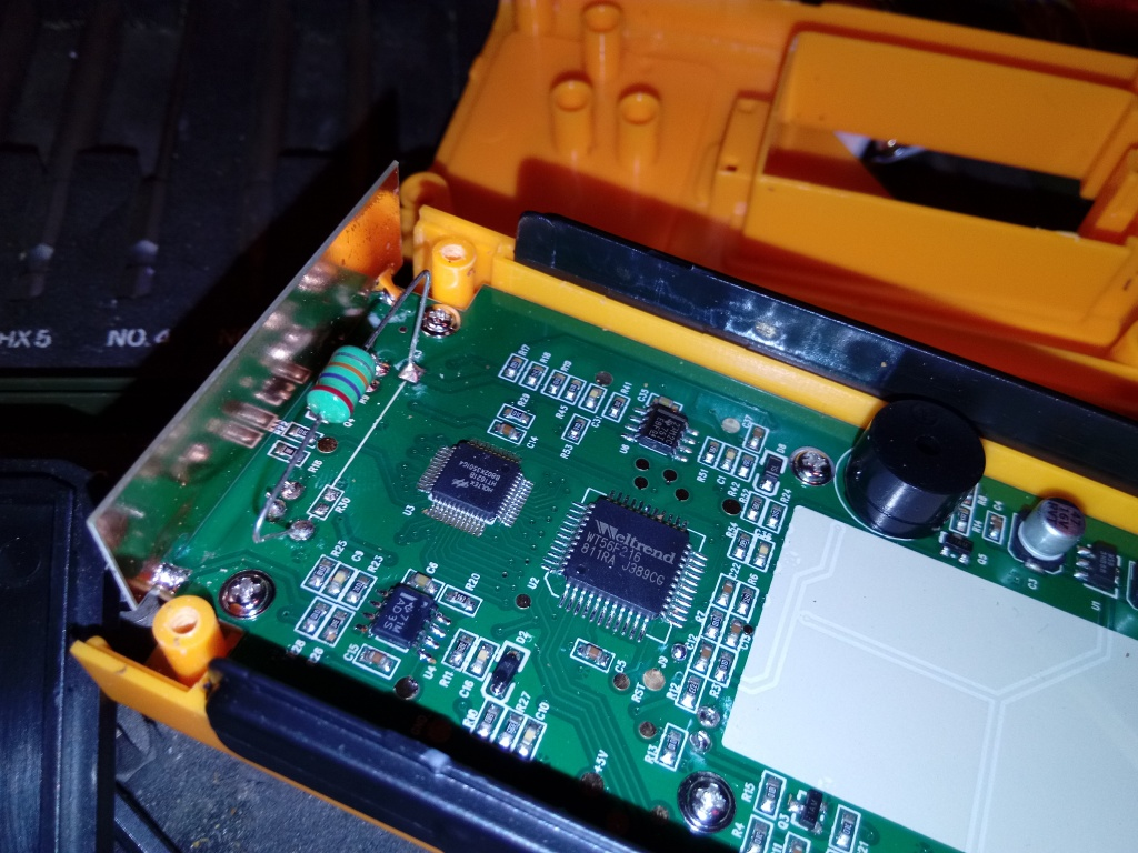 Probleme Durch Schaltnetzteil Ultraschall Mikrocontrollernet