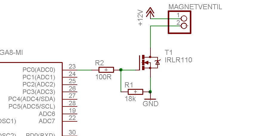 verst ndnisproblem vorwiderstand an npn transistor basis. Black Bedroom Furniture Sets. Home Design Ideas