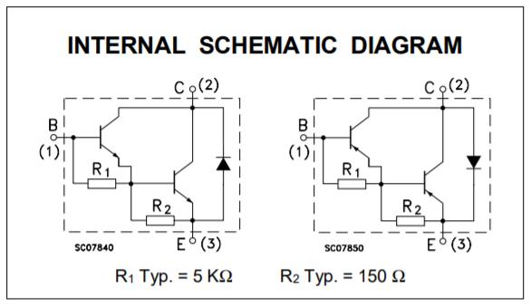 not-gatter transistor