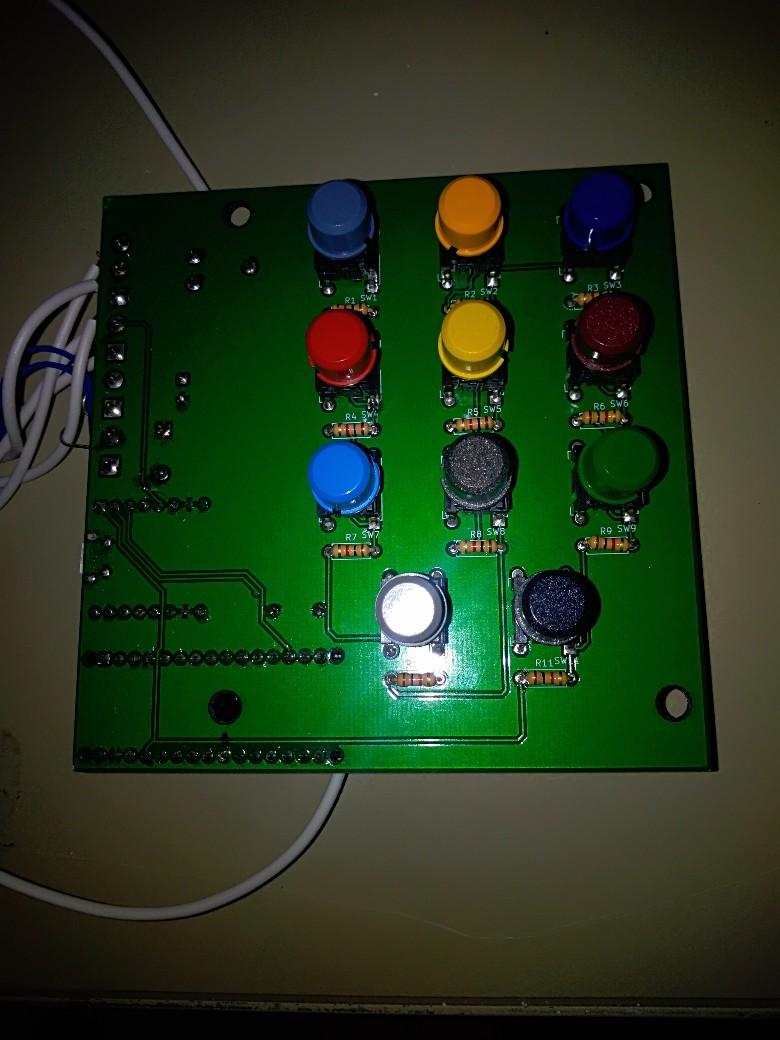 Projekt fertiggestellt: MP3 Player für Kinder auf ATTiny