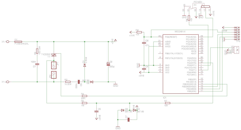 Dimmer-Schaltplan Verständnis Problem - Mikrocontroller.net