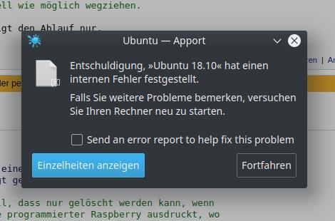 Linux Hilfe beim Einrichten - Mikrocontroller net