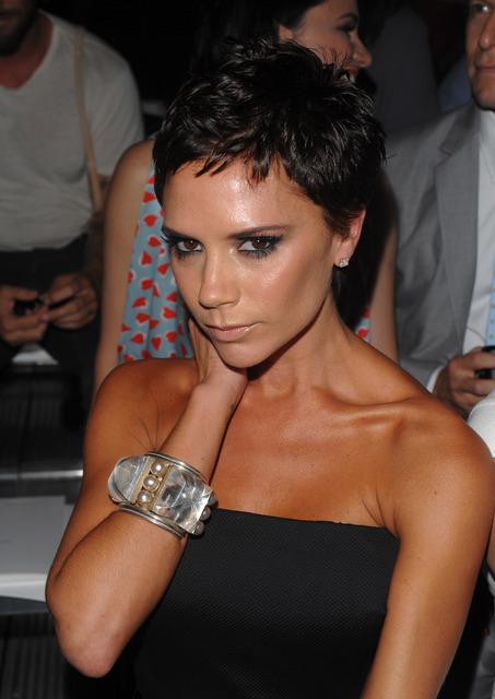 Frisur Victoria Beckham Hochsteckfrisuren 2013