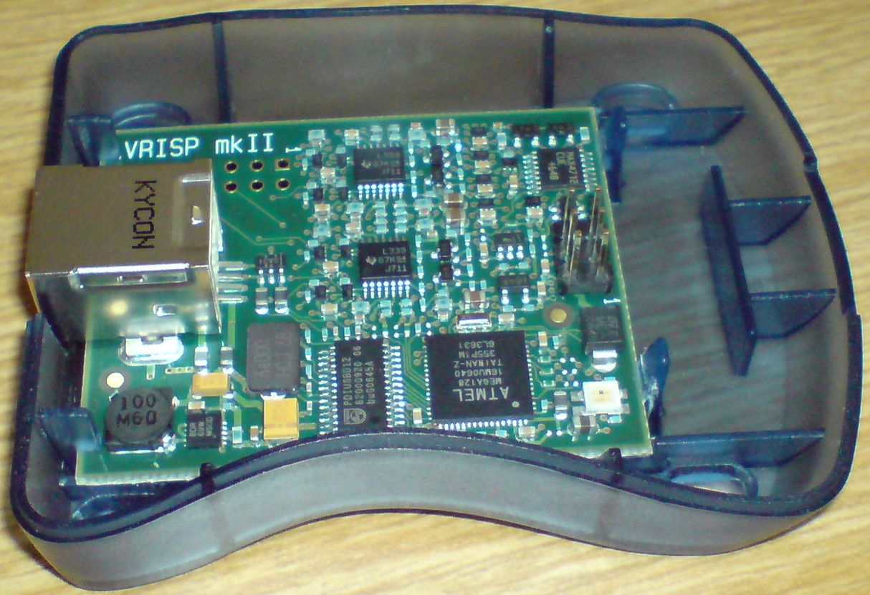Avrisp Mkii Defekt Bauteil Bestimmung Atmel Avr Isp Circuit Schematic Preview Image For