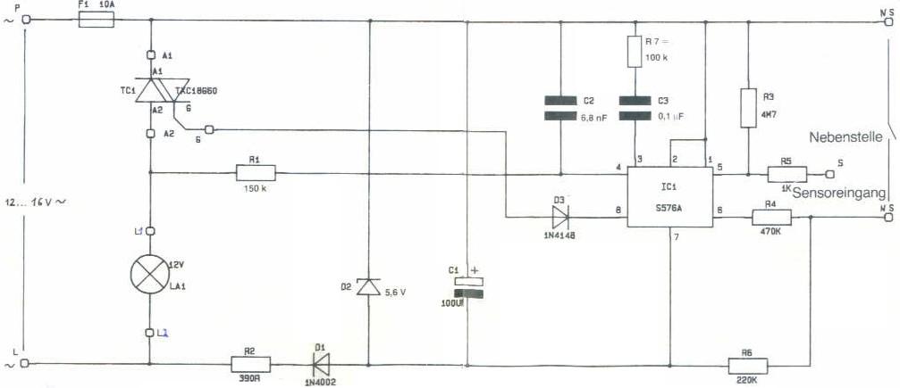 Tolle Zwei Wege Dimmer Schaltplan Fotos - Elektrische ...