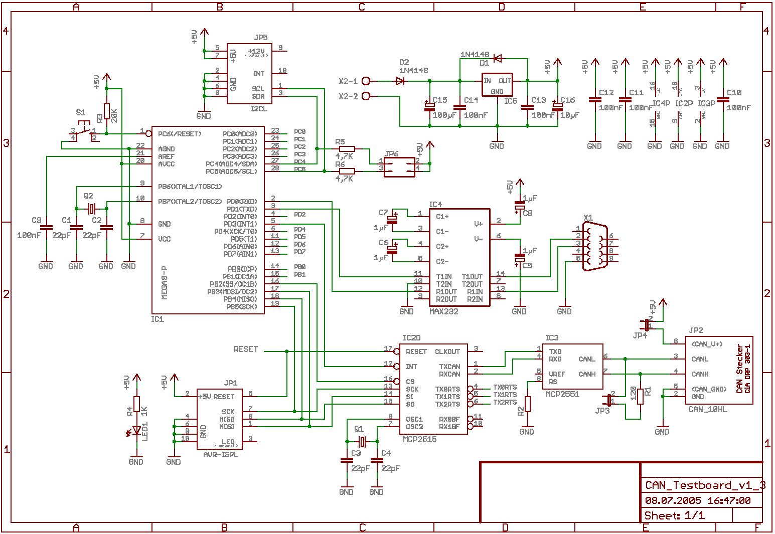 Gemütlich Elektronik Schaltpläne Bilder - Schaltplan Serie Circuit ...