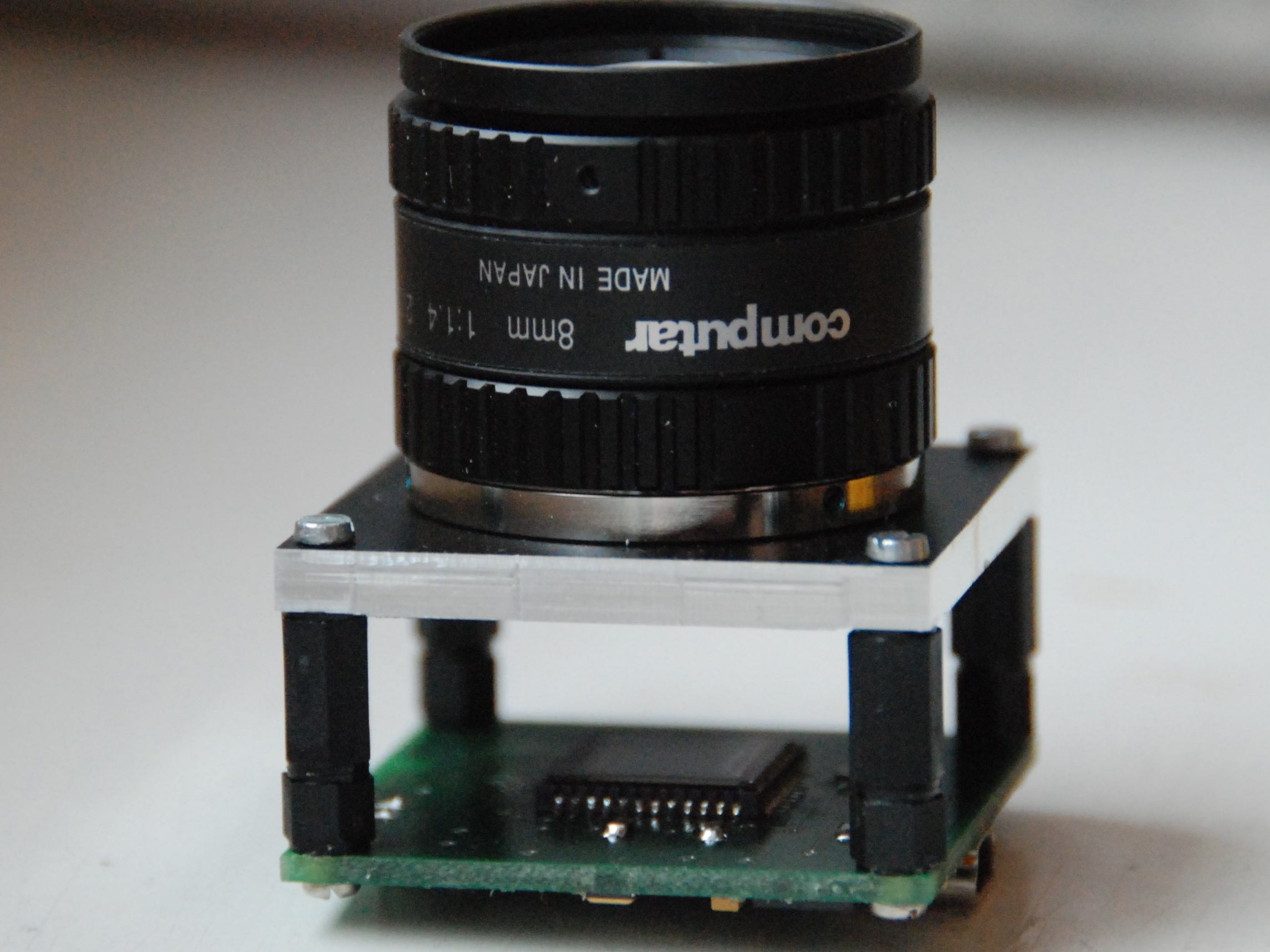 CMOS Bildsensor mit mehr als 25 FPS - Mikrocontroller.net