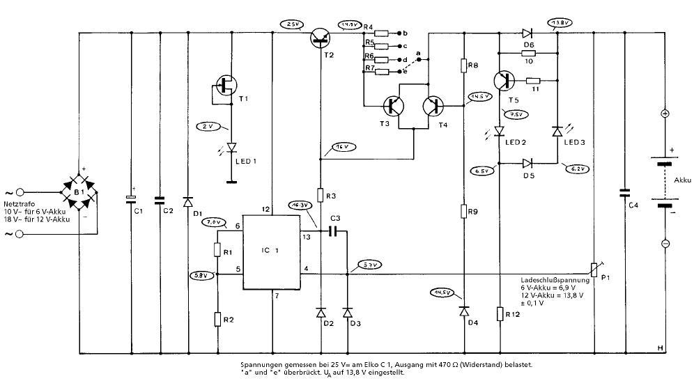 Laderegler für Bleiakkus - Mikrocontroller.net