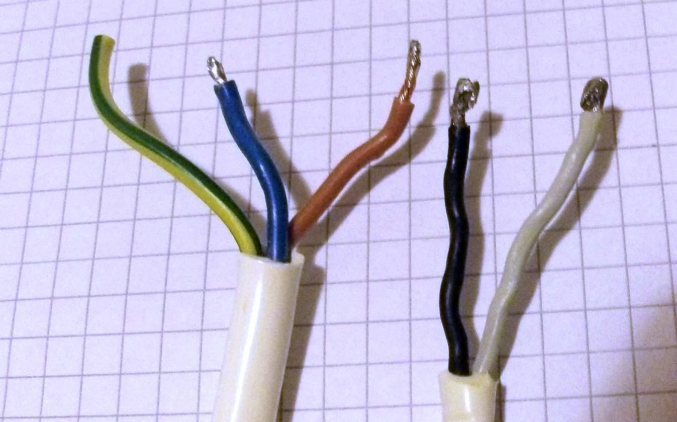 27++ Stromkabel farben alt neu 2021 ideen
