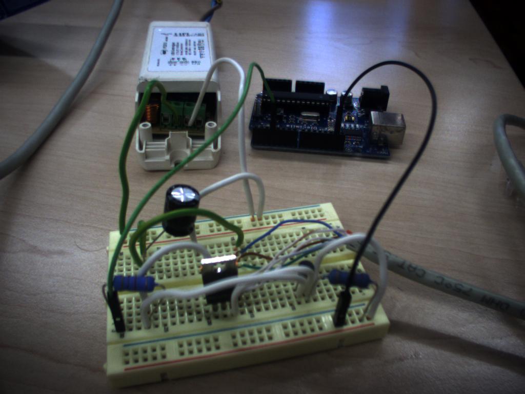 Lm317 Fr 70v Dc Konstantstromquelle Fuer Power Led Mikrocontrollernet Preview Image For 01