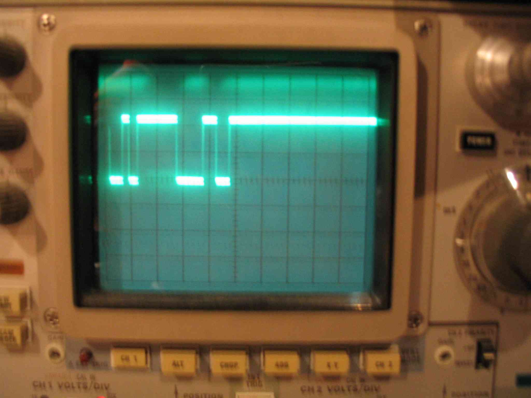 Ultraschall Entfernungsmessung Formel : Ultraschall entfernungsmesser mit i c eigenbau mikrocontroller