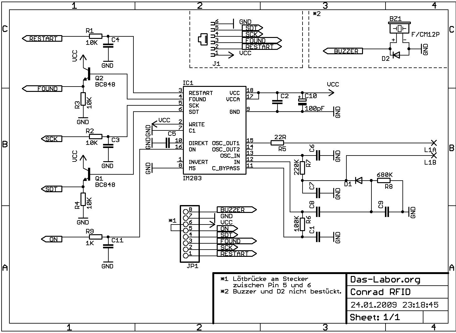 Pollin RFID Entwicklungsboard - Mikrocontroller.net