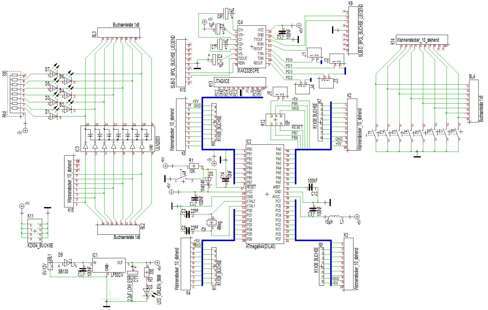 Groß Wandofen Schaltplan Fotos - Elektrische Schaltplan-Ideen ...