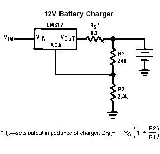 зарядно пусковое устройство импульс зп 02 схема