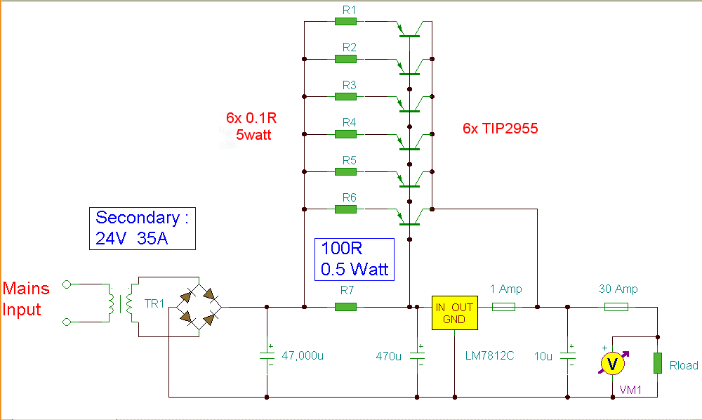 V A besides Alternatorschematic together with Linear Power Supply further V Dc To V Converter Circuit additionally Px World Access To Electricity Cropped. on 9 volt voltage regulator circuit