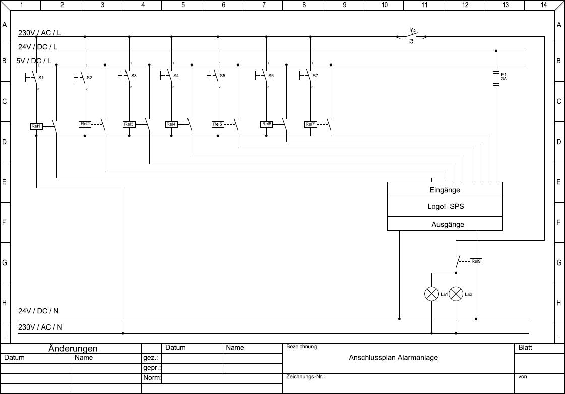 Wunderbar 12vdc Relais Schaltplan Galerie - Schaltplan Serie Circuit ...