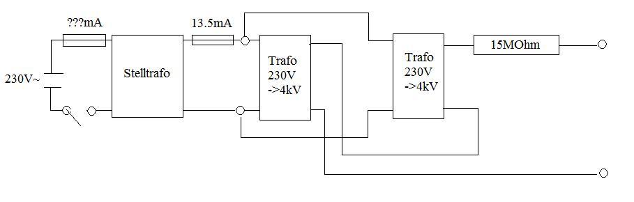 Trafo anschließen - Wie genau ? - Mikrocontroller.net