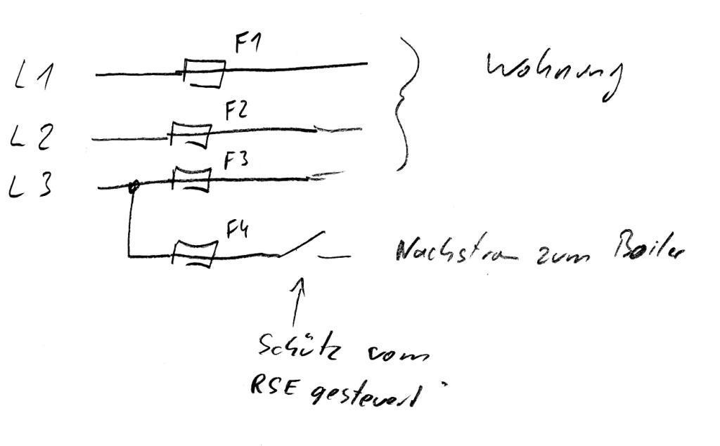 230V 15A Leitung unschalten (problem) - Mikrocontroller.net