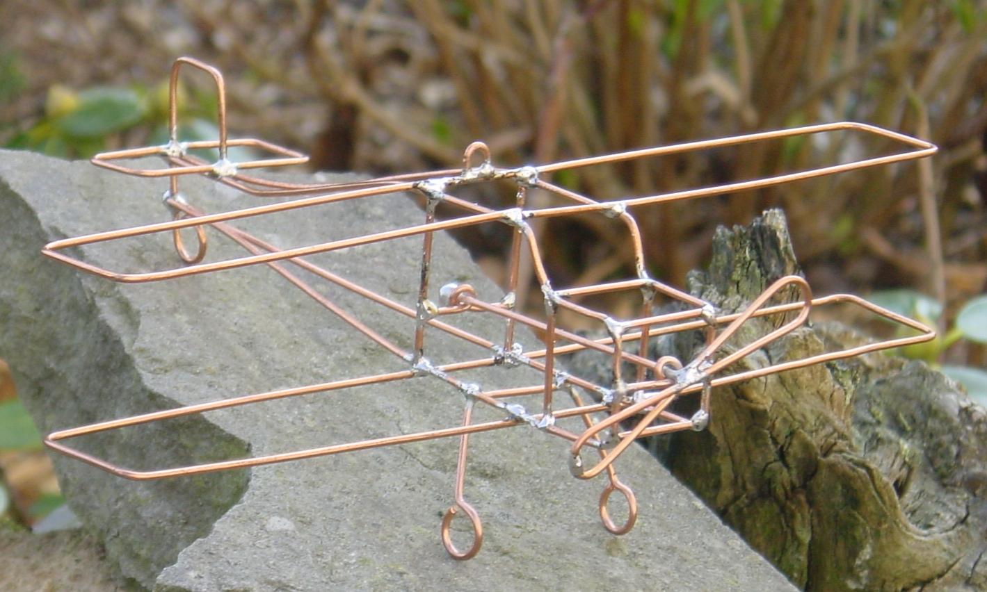 Kupferdraht ohne Isolierung - Mikrocontroller.net
