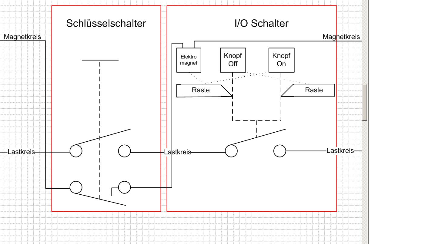Niedlich Schlüsselschalter Schaltplansymbol Bilder - Elektrische ...