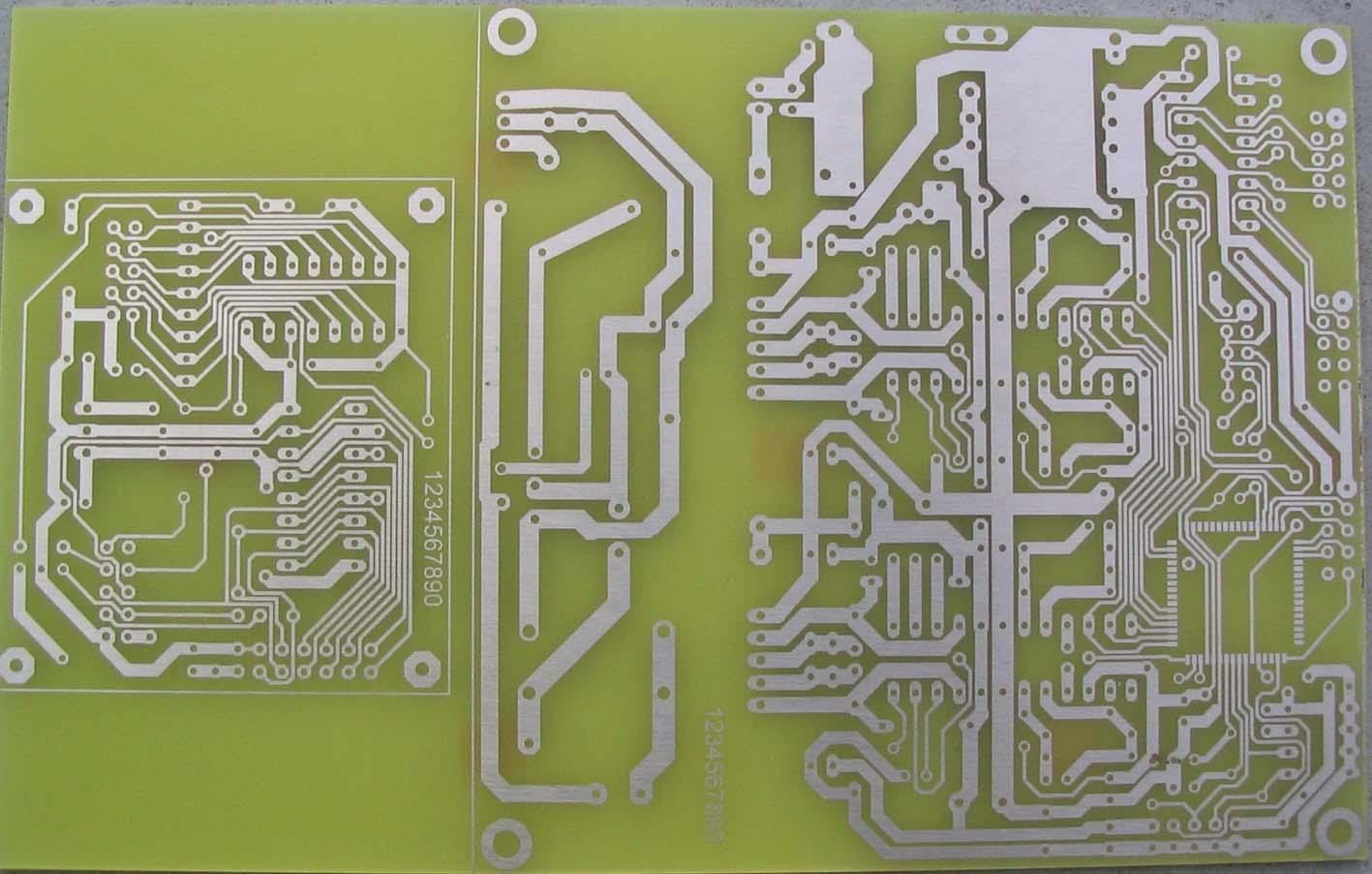 Platinen-&Aumltztechnik. Vom Layout zur selbsterstellten Platine. (= Conrad Electronic Paperback). Werner K. Guldan