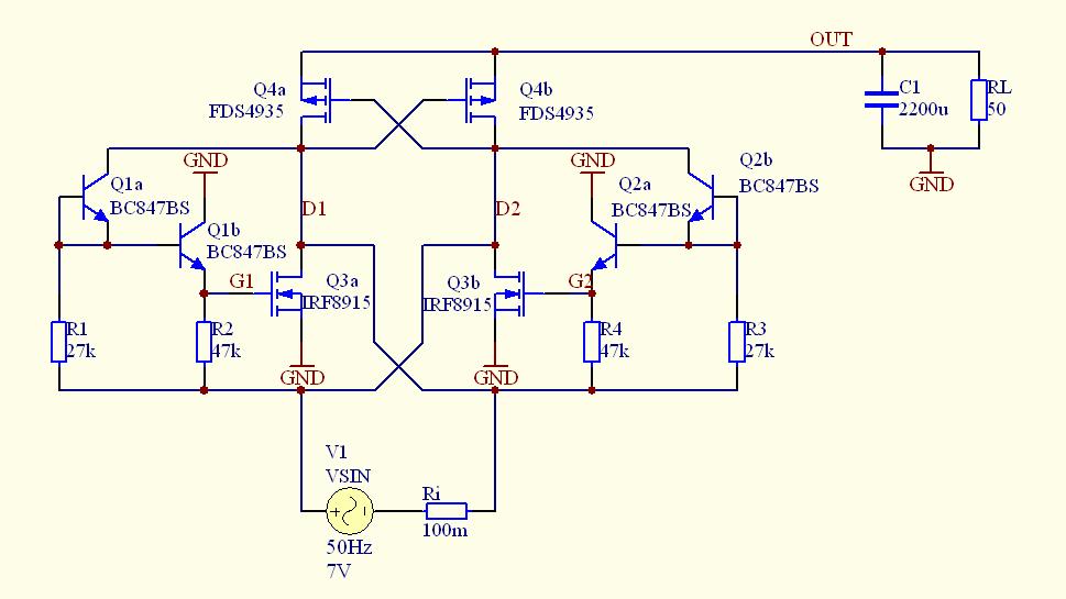 Howto Aktiver Gleichrichter - Mikrocontroller.net